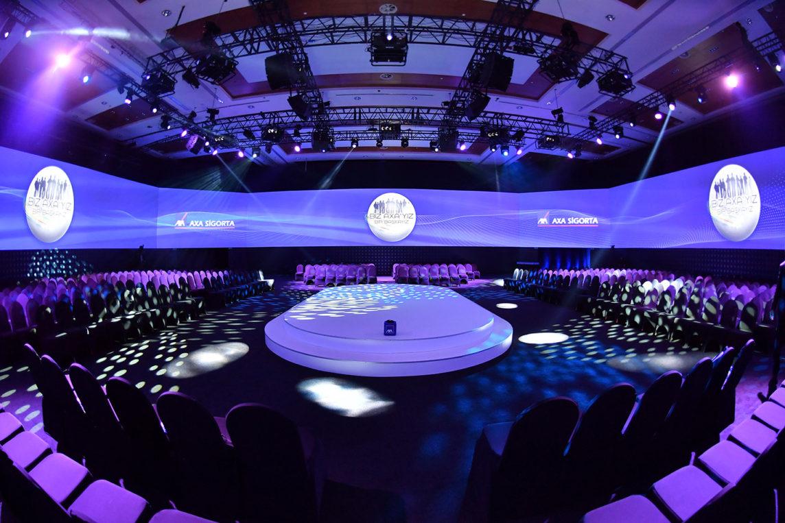 AXA Sigorta 2018 Acenteler Toplantısı