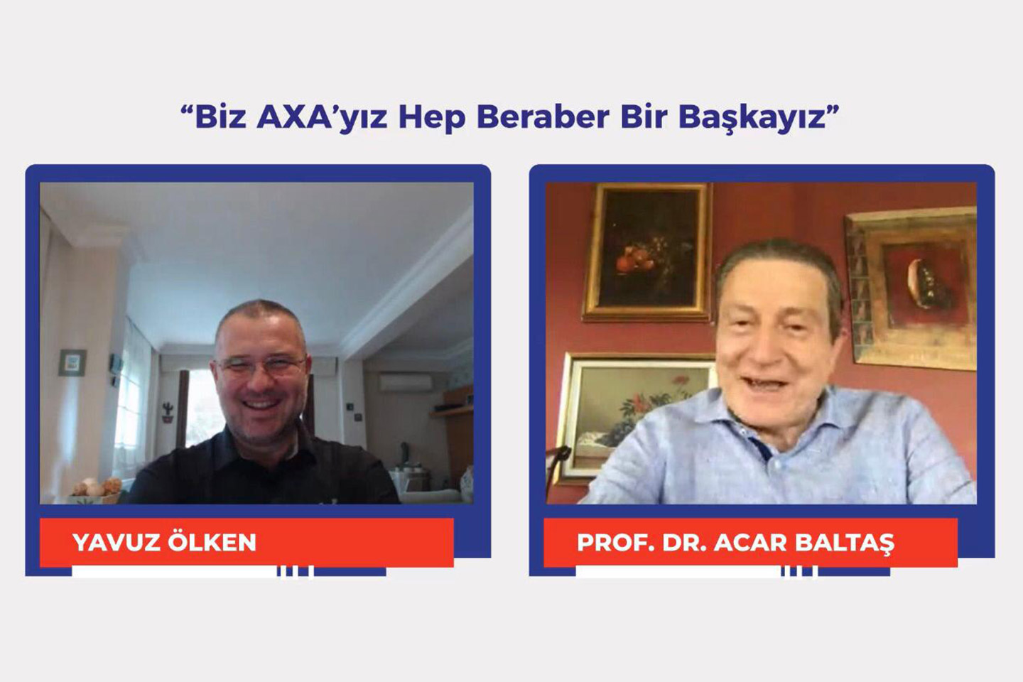 Ceo Talks Yavuz Ölken ve Prof. Dr. Acar Baltaş