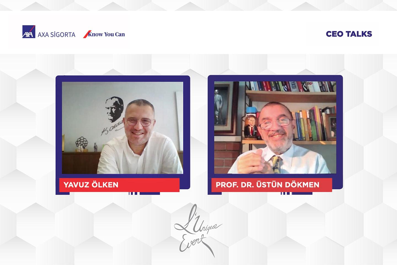 CEO Talks - Yavuz Ölken ve Prof. Dr. Üstün Dökmen